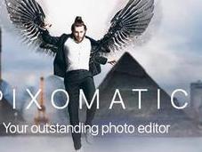 Pixomatic Photo Editor v1.1.1