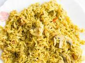 Mushroom Biryani Recipe Spicy Kalan