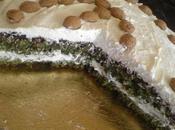 Green Velvet Rich Cake