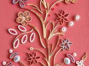 Quilled Ojibway Designs