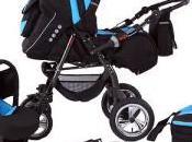 Baby Merc Pram/Pushchair Review.