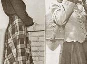 College Girl Winter Fashion 1940