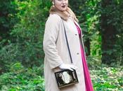 Vintage Coat, Swing Dress, Bumper Bangs