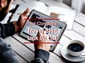 Complete Travel Blog Linkup List