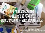 Creative Things with Recycled Materials