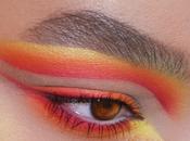 Crease Glow Colorful Makeup