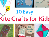 Easy Kite Crafts Kids