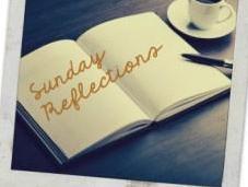 Sunday Reflections January 2017