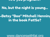 Clever Comebacks: When You're Mistaken Pregnant