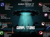 Bhubaneswar Cultural Fest Alma Fiesta 2017