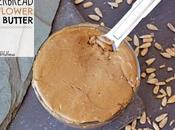 Gingerbread Sunflower Seed Butter (nut Free, Gluten Free)