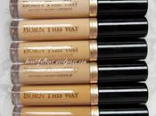 Review/Swatches: Faced Born This Naturally Radiant Concealer Shades!