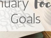 January Focus Goals