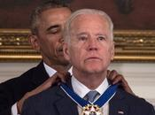 Vice-President Biden Receives Medal Freedom