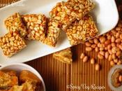 Peanut Chikki. Groundnut Ckikki, Moongphali Chikki