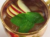 Recipe: January Moscow Mule Mocktail