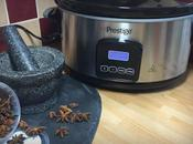 Prestige Slow Cooker Review +Winter Warmers Vegetarian Recipe Enchilada Quinoa