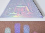 Alchemist Palette Swatches Review