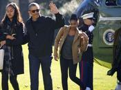Pics! Moving Vans Spotted Outside Obamas Home