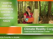 Becoming #ClimateRealityLeader Help There! #ClimateChange