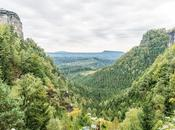 Bohemian Switzerland: Hiking Pravcicka Brana