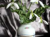 Vase Monday Snowdrops