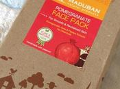 Maduban Natural Products Pomegranate Face Pack Review