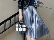Monday Mood- Reasons Need Metallic Skirt