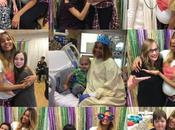 #MakeOverMonday Ciara Treats Children's Hospital Patients Makeover
