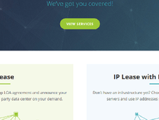 Lease Sell IPv4/IPv6 Address With Infinitum Networks