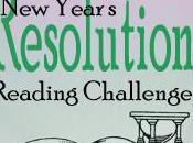 Year's Resolution Reading Challenge Update #NewYearBooks