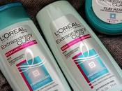 Hours with Loreal Extraordinary Clay Hair Care