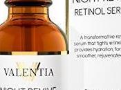 Wake Skin with Valentia Night Revive Retinol Serum