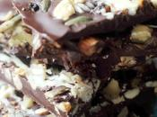 Roasted Nuts Chocolate Barks