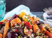 Pack Healthy Lunchbox: Simple Mediterranean Quinoa Salad