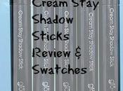 Minerals Cream Stay Shadow Stick Review Swatches