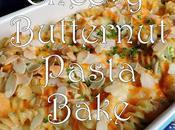 Cheesy Butternut Pasta Bake