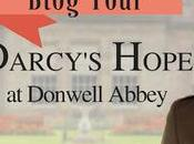 Darcy's Hope Downwell Abbey Blog Tour Darcy Questions Author Ginger Monette