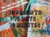 Prompts, Days, Minutes Doodle