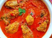 Hungarian Chicken Paprikash...colour Life!!