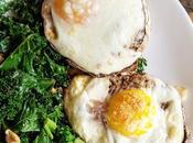 Recipe|| Baked Breakfast Mushrooms