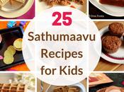 Sathumaavu Recipes Kids