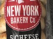 Today's Review: York Bakery Cheese Bagels