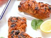 Tandoori Chicken,Oven Grilled