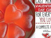Last Minute Valentine's Gifts Everyone Love
