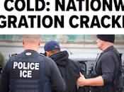 """First They Came Despite Denials, Trump's Nationwide Immigration Raids Begin"