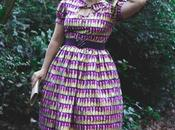 Lipstick Print Dress, Seychelles Shoes, Valentine's Day!