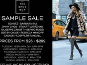 Shopping Nyc: Shoe Sample Sale
