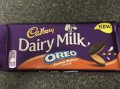 Today's Review: Cadbury Dairy Milk Oreo Peanut Butter