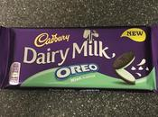 Today's Review: Cadbury Dairy Milk Oreo Mint
